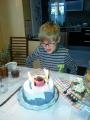 Nasz podopieczny - Kuba - obchodził swoje 12 urodziny