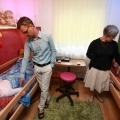 Marta urodziła się w lutym 1996 roku. Pod opieką Hospicjum była 436 dni.