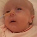 Zosia odeszła 13 grudnia 2011 roku. Pod opieką Hospicjum była 20 dni.