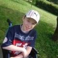 Tomek odszedł 1 grudnia 2011 roku. Pod opieką Hospicjum był 345 dni.