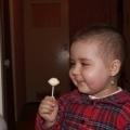 Oliwia odeszła 3 stycznia 2010 roku. Pod opieką Hospicjum była 43 dni.