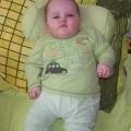 Krystian odszedł 27 grudnia 2010 roku. Pod opieką Hospicjum był 505 dni.