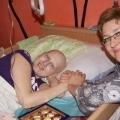 Klaudia odeszła 11 listopada 2011 roku. Pod opieką Hospicjum była 38 dni.