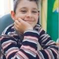 Adaś odszedł 8 września 2012 roku. Pod opieką Hospicjum był 37 dni.