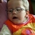 Zuzia urodziła się w 2007 roku. Pod opieką Hospicjum była 682 dni.