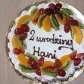 2 urodziny Hanii