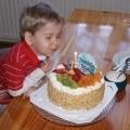 3. urodziny Szymona