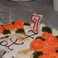 7 urodziny Gabrysi