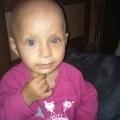 Amelka odeszła 12.12.2014 roku. Pod opieka Hospicjum była 79 dni