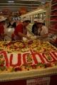 Urodzinowy tort Auchan