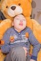 Patryk urodził się w 2009 roku. Pod opieką Hospicjum jest od sierpnia 2009 roku.