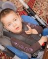 Sebastian urodził się w 2011 roku. Pod opieką Hospicjum jest od czerwca 2012 roku.