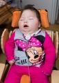 Wiktoria urodziła się w 2013 roku. Pod opieką Hospicjum jest od czerwca 2013 roku.