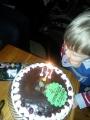 4. urodziny Szymona