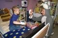 Wielkanocny zając w Klinice UDSK