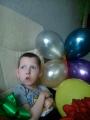 Urodziny Huberta - 8 lat