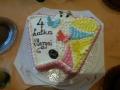 4. urodziny Marysi