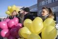 Balonowy Happenin z okazji Dnia Dziecka z Chorobą Nowotworową 2017