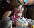 1. urodziny Julii
