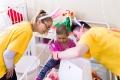 """Dzień Dziecka w Klinice Onkologii   Fundacja """"Pomóż Im"""" na rzecz Dzieci z Chorobami Nowotworowymi i Hospicjum dla Dzieci w Białymstoku"""